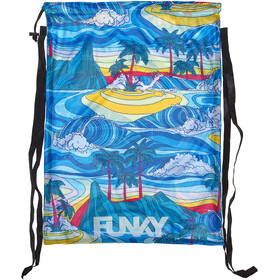 Funky Trunks Bolsa Malla Equipamiento, summer bay